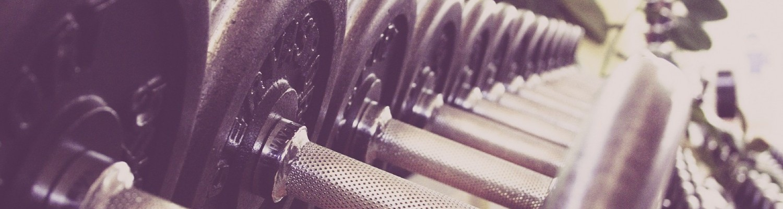 dumdbell line gym