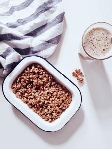 coffe breakfast