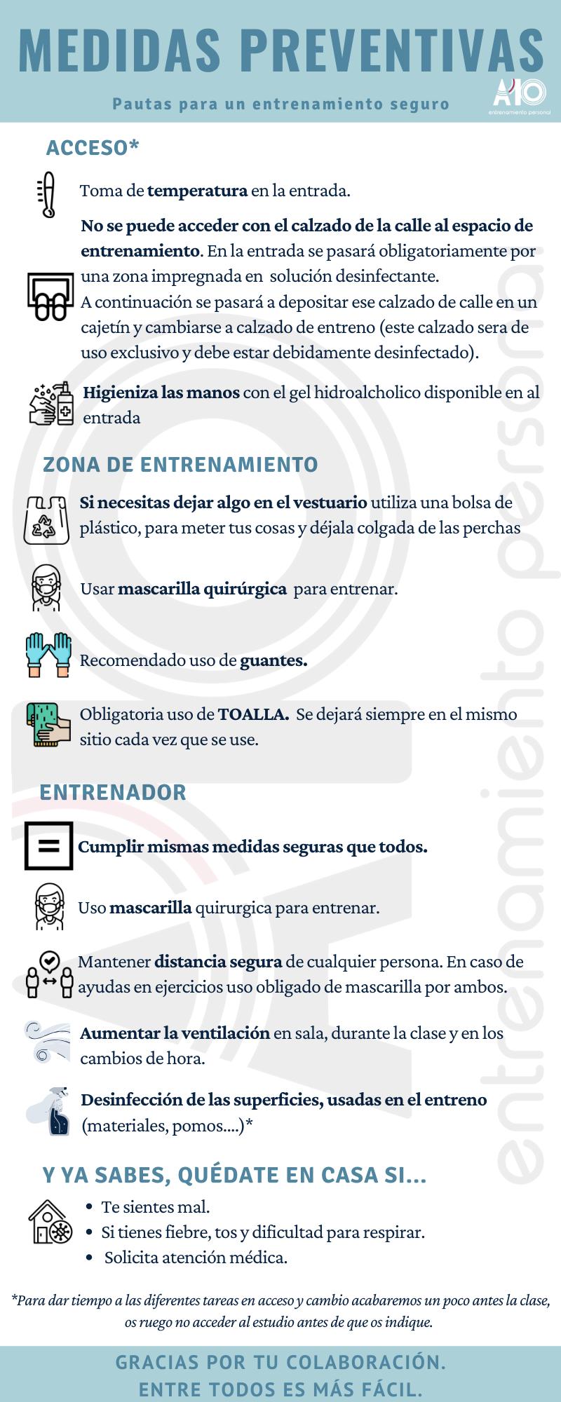 A10 Entrenamiento personal en Valladolid